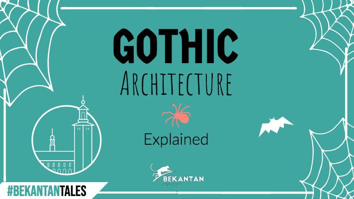 gothic art architecture explained bekantan tales bekantan creative