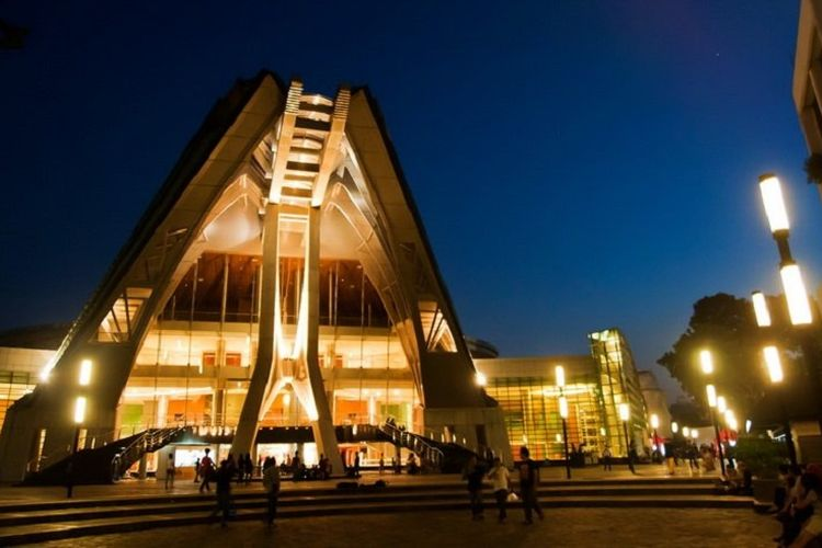 seven 7 best places for art in jakarta tgif bekantan creative indonesia