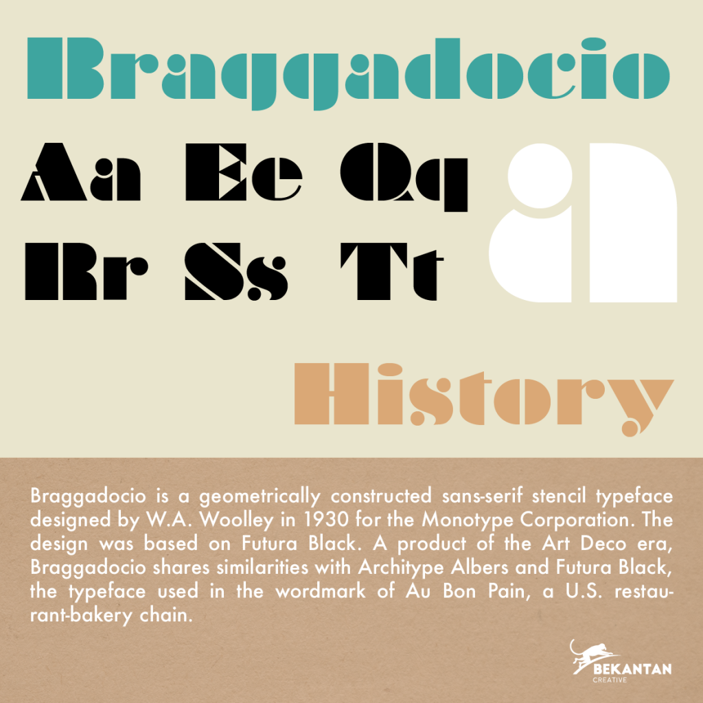 best 3 bold fonts and its stories bekantan tales bekantan creative jakarta indonesia
