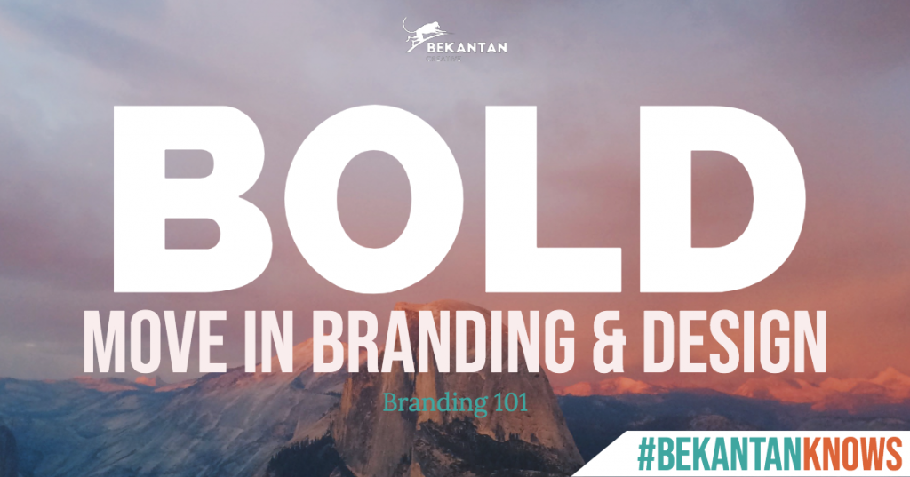 bekantan knows bold branding design branding 101 brand