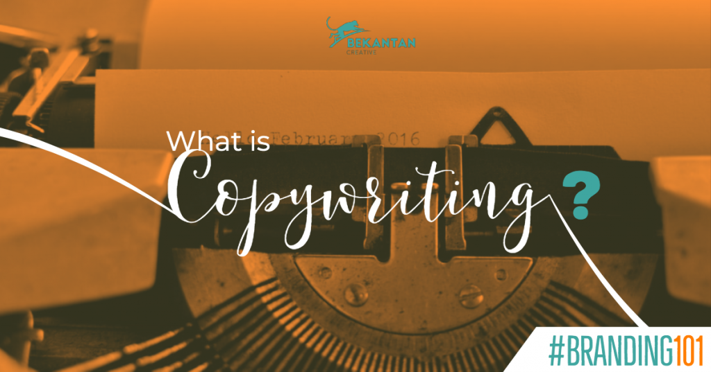 what is copywriting branding 101 bekantan knows bekantan creative jakarta indonesia