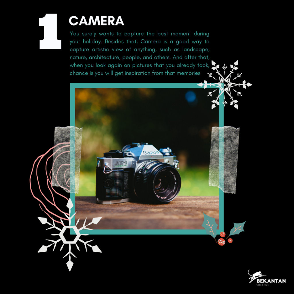 5 things to bring on holiday for creative people bekantan creative bekantan holiday