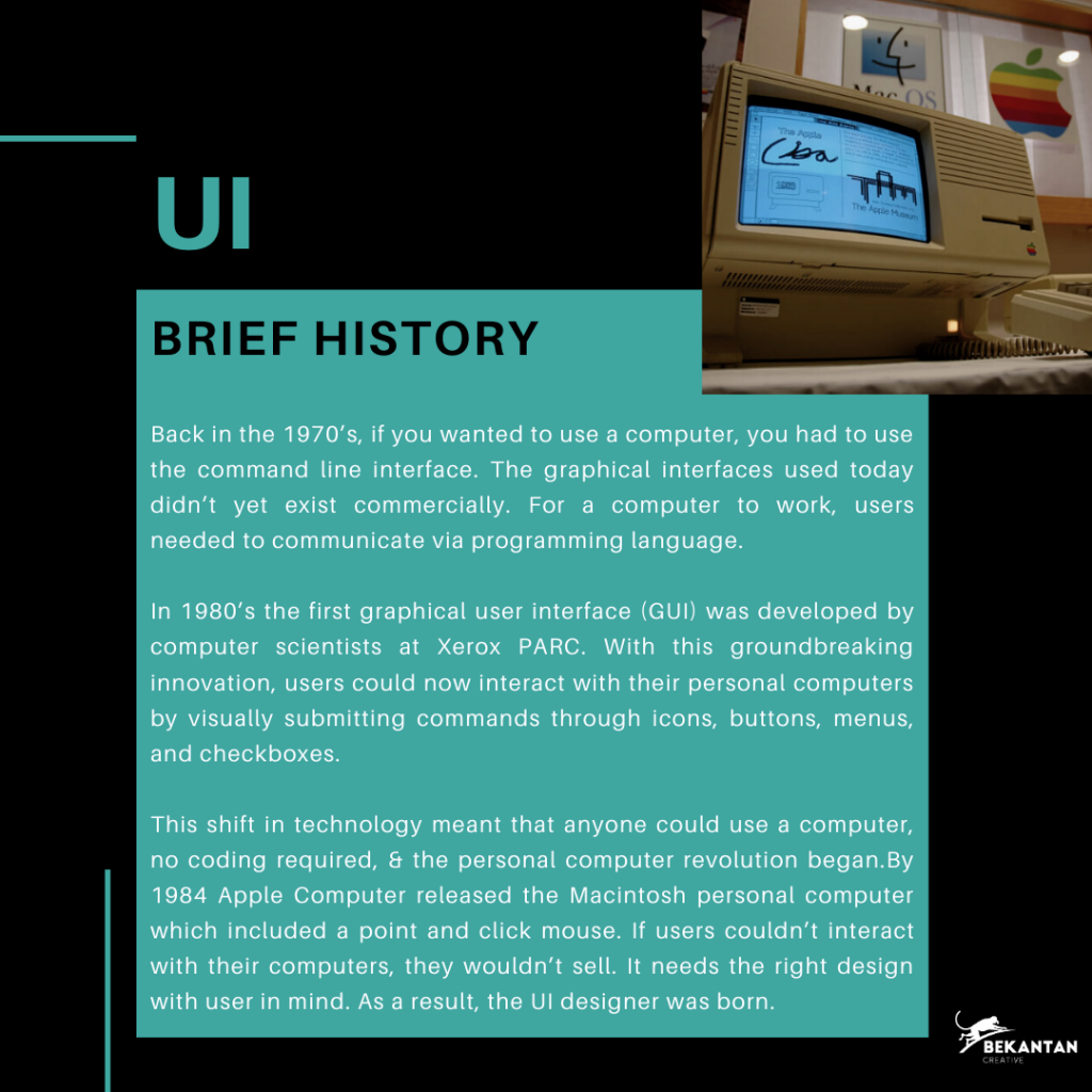 what is ui user interface bekantan knows by bekantan creative agency jakarta pusat indonesia technology
