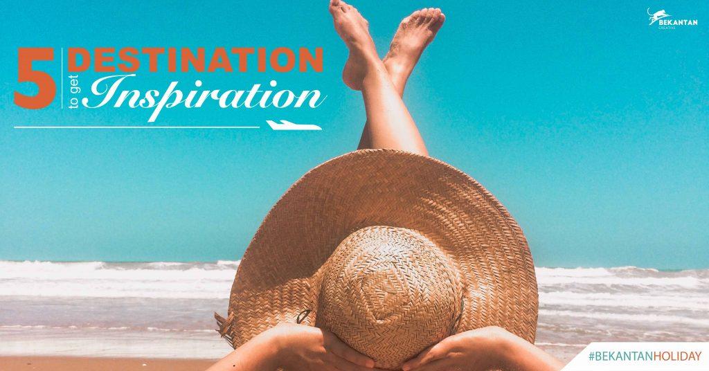 5 travel destination to get inspiration bekantan holiday bekantan creative
