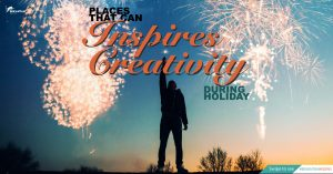 Places That Can Inspires Creativity During Holiday | #BEKANTAN Knows