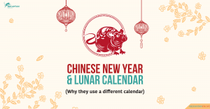 Chinese New Year & Lunar Calendar (Why they use a different calendar) | #bekantanknows