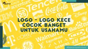 Logo- Logo Kece Cocok Banget Untuk Usahamu